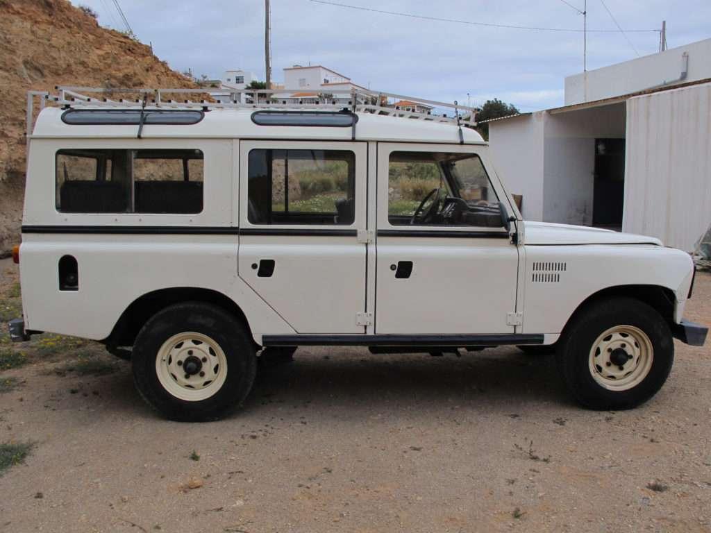 Land Rover Santana Cazorla