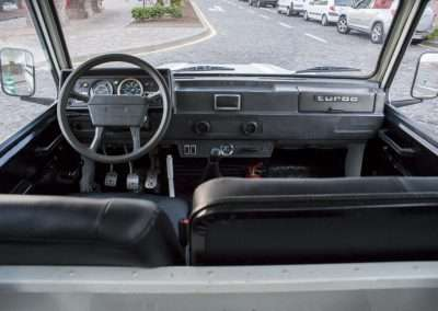 1985 Land Rover Santana Super Turbo