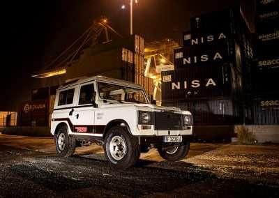 1985 Land Rover Santana Super Turbo
