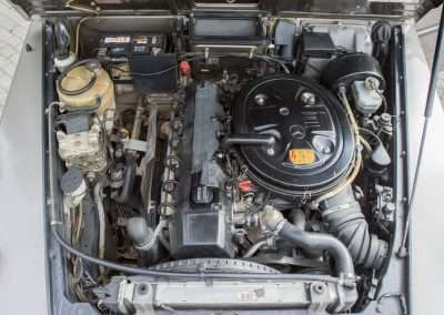 1991 Mercedes Benz 300GE W463 Engine