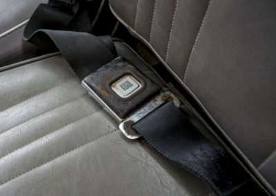 T HJ45 DSI Seatbelt