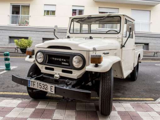 1975 Toyota Land Cruiser HJ45