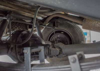 T HJ45 RE Diff Axle
