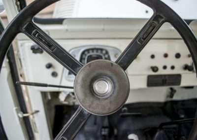T HJ45 Steering Wheel