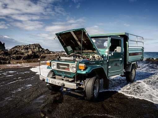 1981 Toyota Land Cruiser BJ45 Pickup