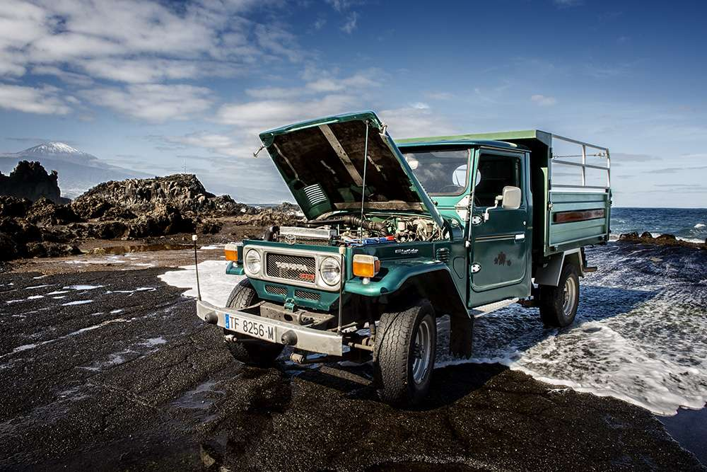 toyota land cruiser bj45