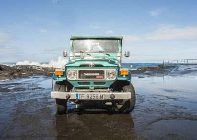 1981 Toyota Land Cruiser BJ45 wFEX 2