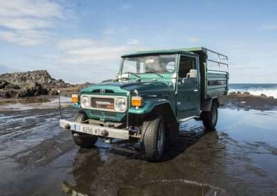 1981 Toyota Land Cruiser BJ45 wFEX DS 1
