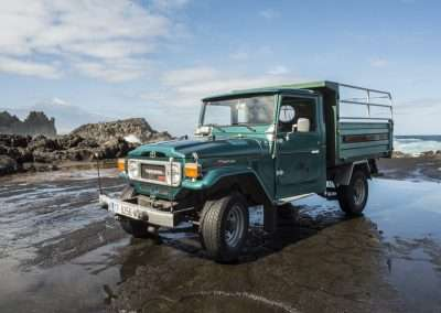 1981 Toyota Land Cruiser BJ45 wFEX DS 2