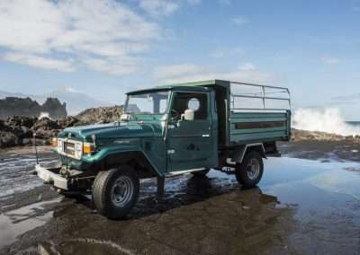 1981 Toyota Land Cruiser BJ45 wFEX DS 4