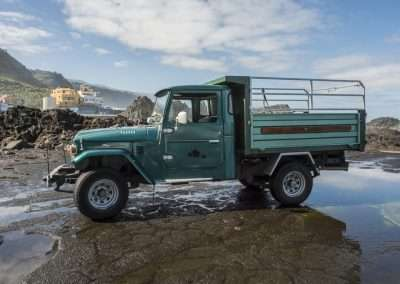 1981 Toyota Land Cruiser BJ45 wFEX DS 6