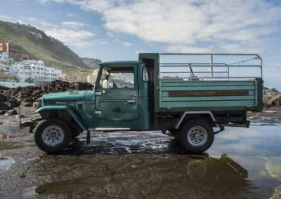 1981 Toyota Land Cruiser BJ45 wFEX DS 7