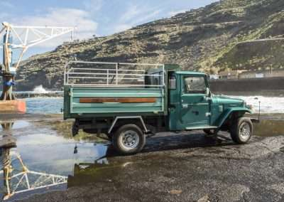 1981 Toyota Land Cruiser BJ45 wFEX PS 3