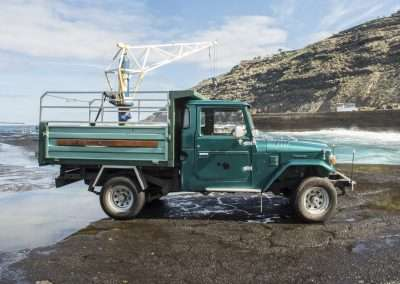 1981 Toyota Land Cruiser BJ45 wFEX PS 5