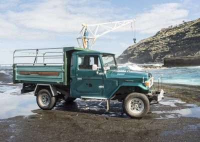 1981 Toyota Land Cruiser BJ45 wFEX PS 6