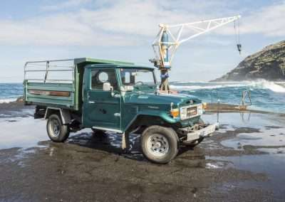 1981 Toyota Land Cruiser BJ45 wFEX PS 7
