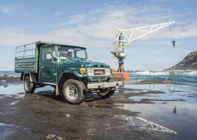 1981 Toyota Land Cruiser BJ45 wFEX PS 8