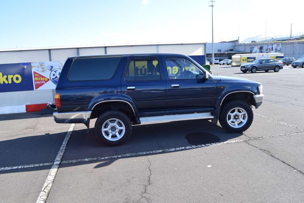 1992 Toyota 4runner Exhaust System