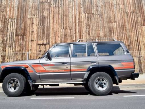 1989 Toyota Land Cruiser HJ61 GX
