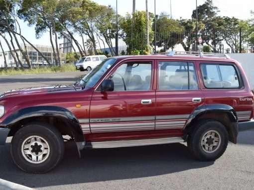 1991 Toyota Land Cruiser HDJ80 GX