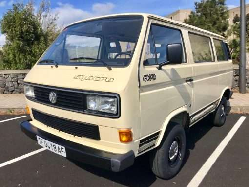 1988 Volkswagen T3 Caravelle Syncro