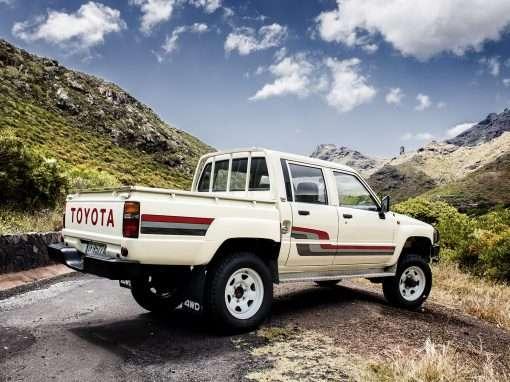 1988 Toyota Hilux 4WD LN65
