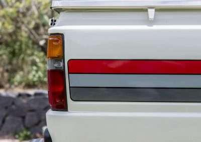 Toyota Hilux LN65 decals 2
