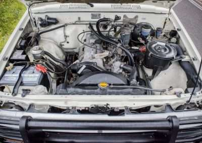 1988 Toyota Hilux LN65 engine full