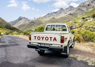 Toyota Hilux LN65 exterior 11