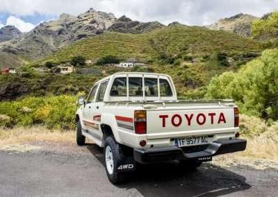 Toyota Hilux LN65 exterior 12