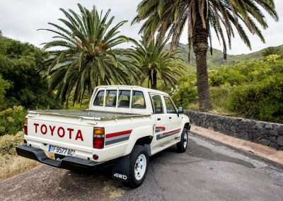 Toyota Hilux LN65 exterior 22