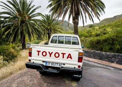 Toyota Hilux LN65 exterior 24