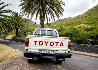 Toyota Hilux LN65 exterior 25