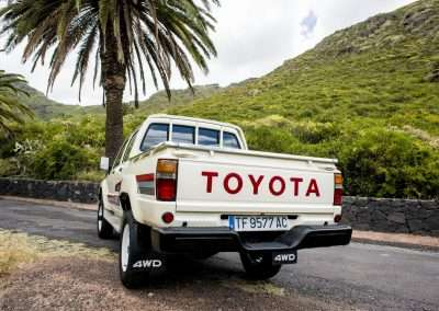 Toyota Hilux LN65 exterior 26