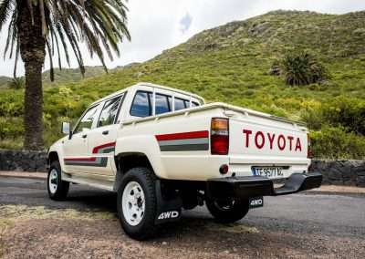 Toyota Hilux LN65 exterior 27