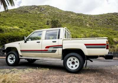 Toyota Hilux LN65 exterior 29