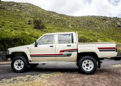Toyota Hilux LN65 exterior 30