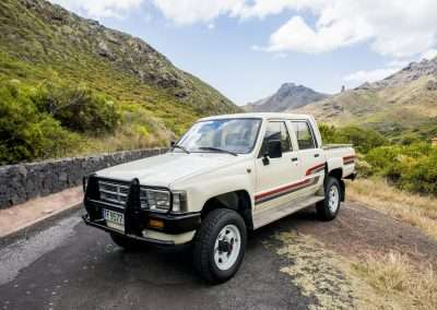Toyota Hilux LN65 exterior 33