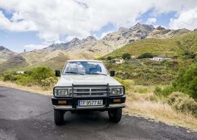 Toyota Hilux LN65 exterior 35