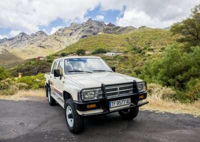 Toyota Hilux LN65 exterior 36