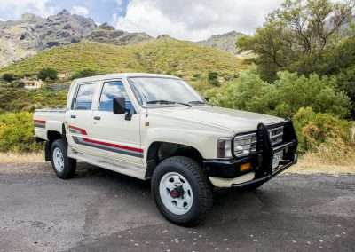 Toyota Hilux LN65 exterior 37