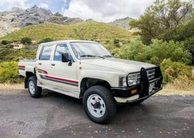 Toyota Hilux LN65 exterior 37