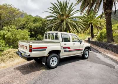 Toyota Hilux LN65 exterior 41