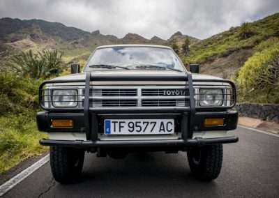 Toyota Hilux LN65 exterior 42
