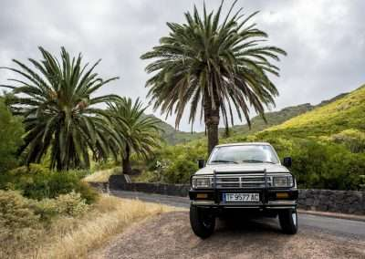 Toyota Hilux LN65 exterior 5