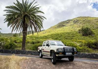 Toyota Hilux LN65 exterior 6