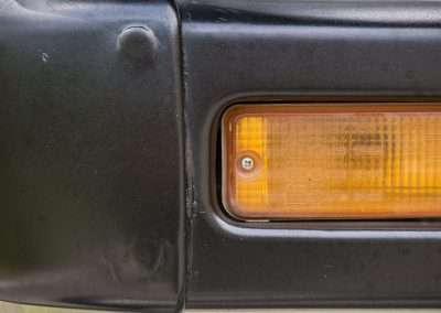 Toyota Hilux LN65 front bumper 3