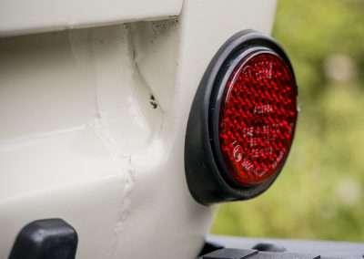 Toyota Hilux LN65 paint 6