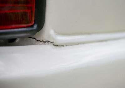 Toyota Hilux LN65 paint 9