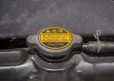 Toyota Hilux LN65 radiator fluid